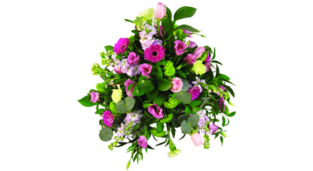 Coffin Posy Arrangements